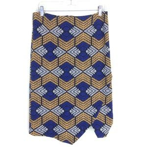 ANTHROPOLOGIE MAEVE |Textured Knit Pencil Skirt 10